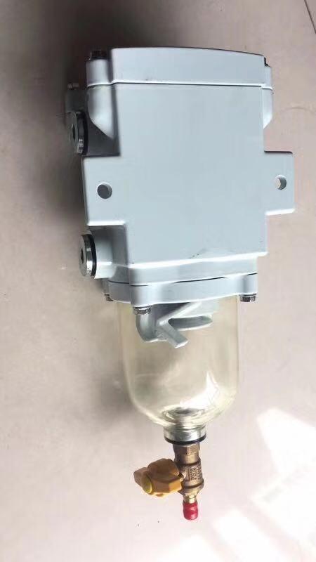 维特根W1900铣刨机油水分离器总成